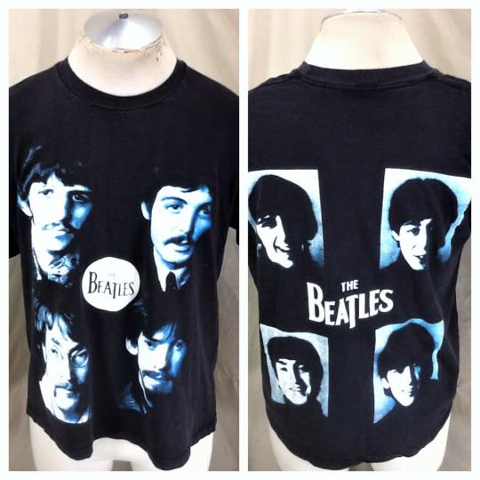 Vintage 90's The Beatles