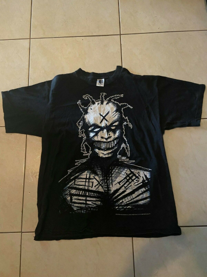 Vintage 90s White Zombie 1995 T shirt Vintage × Very Rare × Band Tees rob zombie
