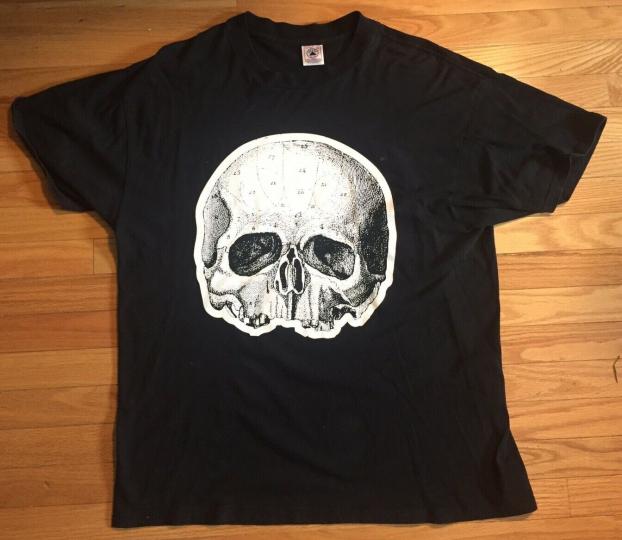 Vintage Black Label Society Delta Pro Weight Size XL Band T-Shirt SDMF Metal