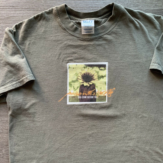 Vintage Y2K Poison The Well Tshirt You Come Before You Punk Rock Band Tee