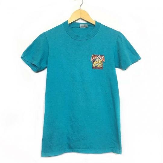 Vtg 80s Powell Peralta Steve Caballero Skateboard T-Shirt Size S Stedman