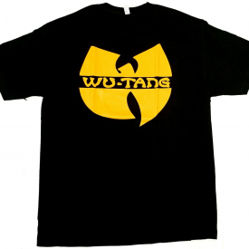 WU TANG CLAN T-shirt Gza Rza ODB Hip Hop Rap Tee Mens Black New