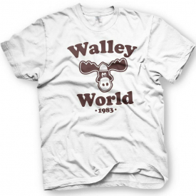Walley World – National Lampoons Vaction Movie –  Chevy Chase – Moose -1980's