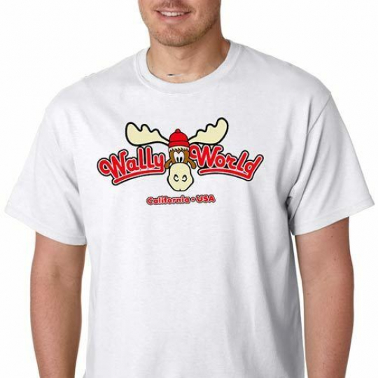 Wally World funny christmas vacation vintage movie walley griswold T-SHIRT