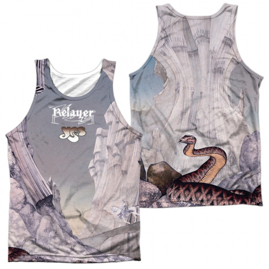 YES RELAYERS SUB Licensed Adult Men's Band Tank Top Sleeveless Tee SM-3XL