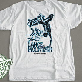 Lance Mountain T-Shirt