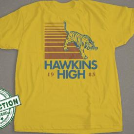 Stranger Things | Hawkins School