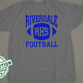 Riverdale Football School Shirt