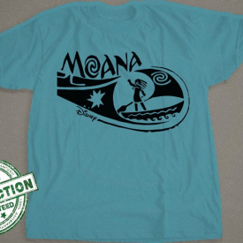 Maui Tattoo | Moana T-Shirt