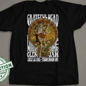 The Grateful Dead   July 27 1973
