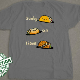 Star Wars | Taco Shirt  | Chewie Chewbacca
