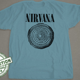 Nirvana Grunge Rock T-Shirt