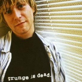 Grunge Is Dead | Nirvana T-Shirt | Kurt Cobain