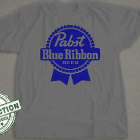 Pabst Blue Ribbon Beer T-shirt