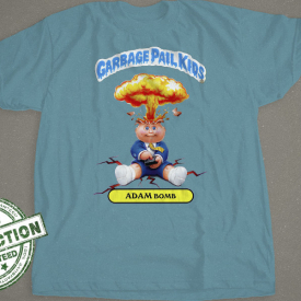 Garbage Pail Kids Adam Bomb