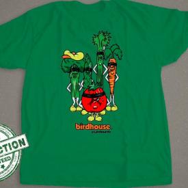 Birdhouse Veggie T-Shirt