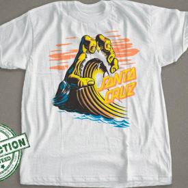 Santa Cruz | Hand Wave T-Shirt
