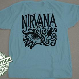 Nirvana | 1990s Show Flyer