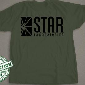 Star Laboratories | S.T.A.R. Labs