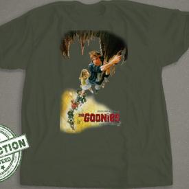 Goonies Poster T-shirt