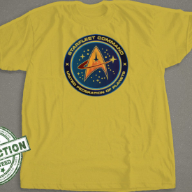 StarFleet Command Logo | United Federation Of Planets