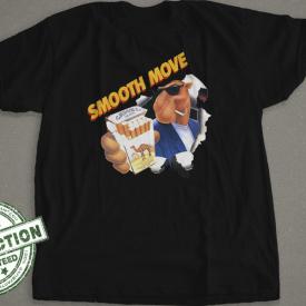 Smooth Move | Joe Camel T-Shirt | Smooth Character