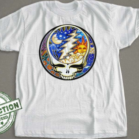 Grateful Dead Skull | Sun And Moon