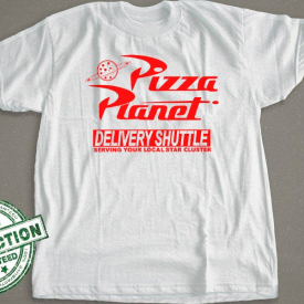 Pizza Planet Shirt | Toy