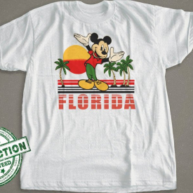 Mickey Florida 1980's T-shirt