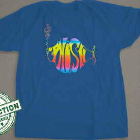 Phish Logo | Rainbow Phish |