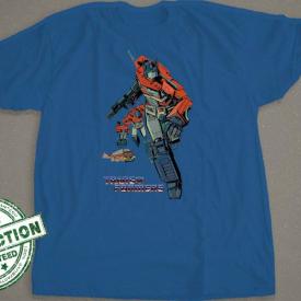 Transformers 80s Optimus Prime