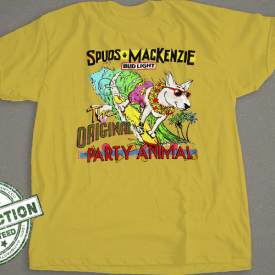Spuds The Original Party Animal T-Shirt
