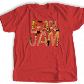 Pearl Jam Logo 90's T-shirt