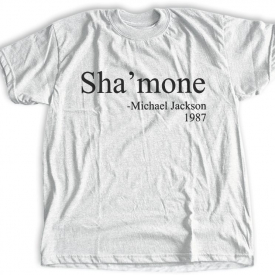 Sha'mone Michael Jackson 1987